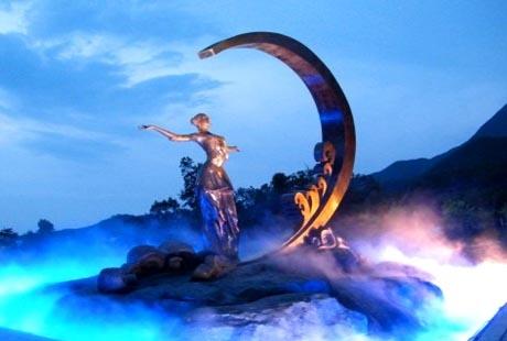 南昌到明月山2日游以月亮情吸引人,用生态美景留住人