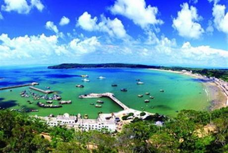 南昌到南宁北海涠洲岛双飞6日游天下第一滩-北海银滩、天然氧吧-涠洲岛