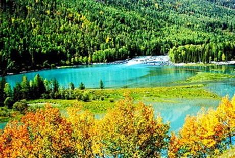 【西域大喀】乌鲁木齐-天山天池-吐鲁番-喀纳斯湖双飞8日乌鲁木齐-天山天池-吐鲁番-喀纳斯湖